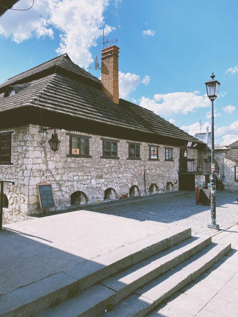 Dawna Synagoga w Kazimierzu Dolnym