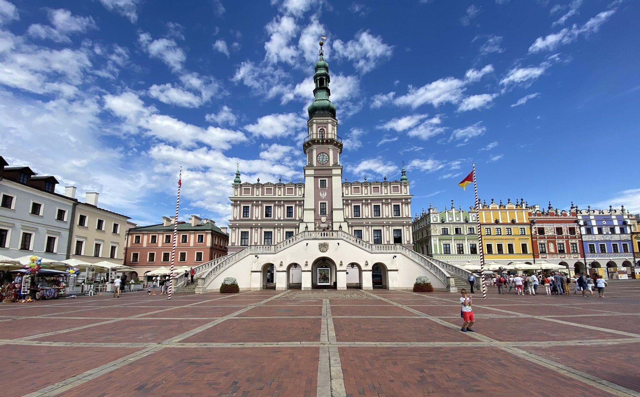 Kazimierz – Lublin – Zamość – Solina w 4 dni. Plan podróży, noclegi, koszty