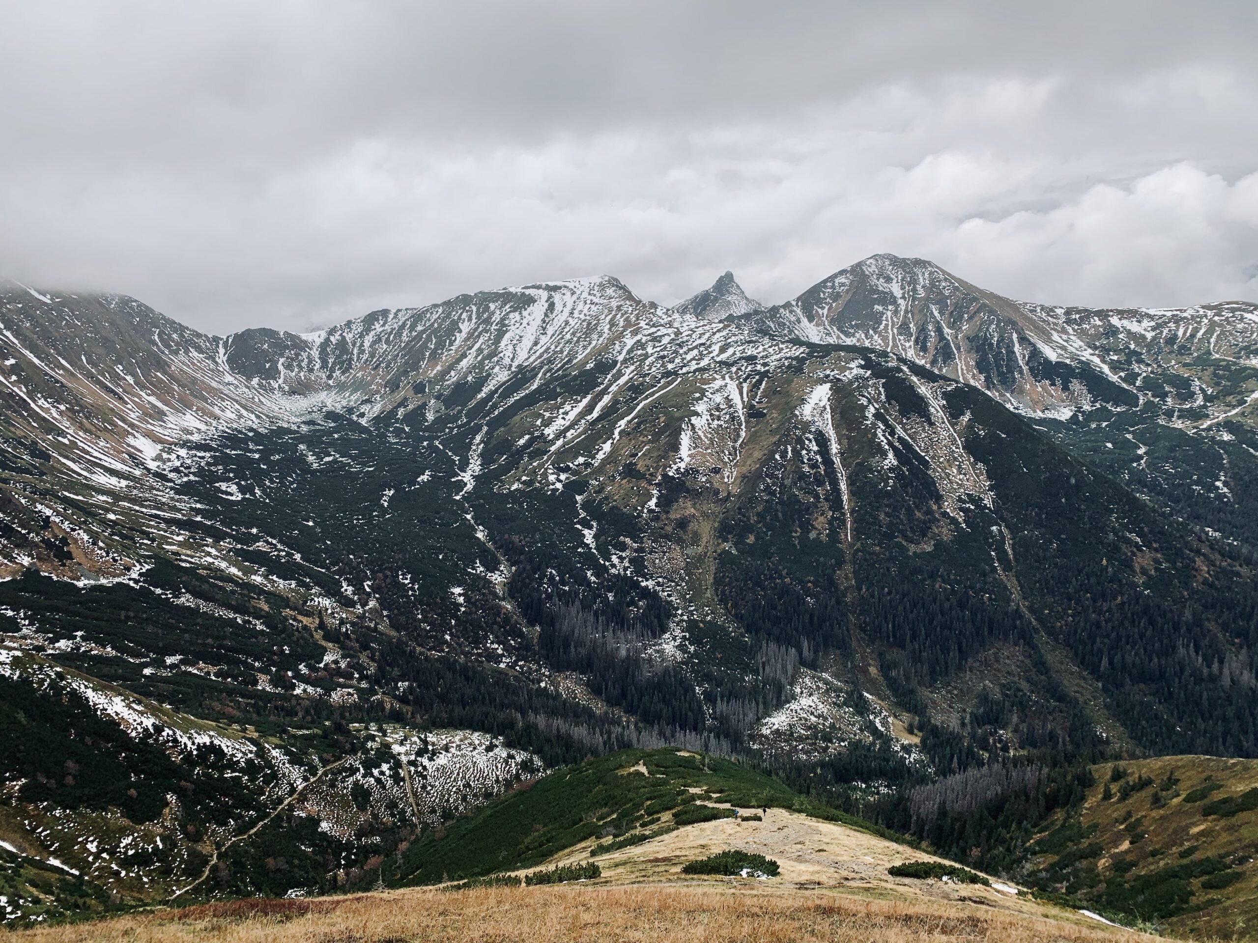 65-kilometrowy reset w Tatrach na spontanie – work & travel