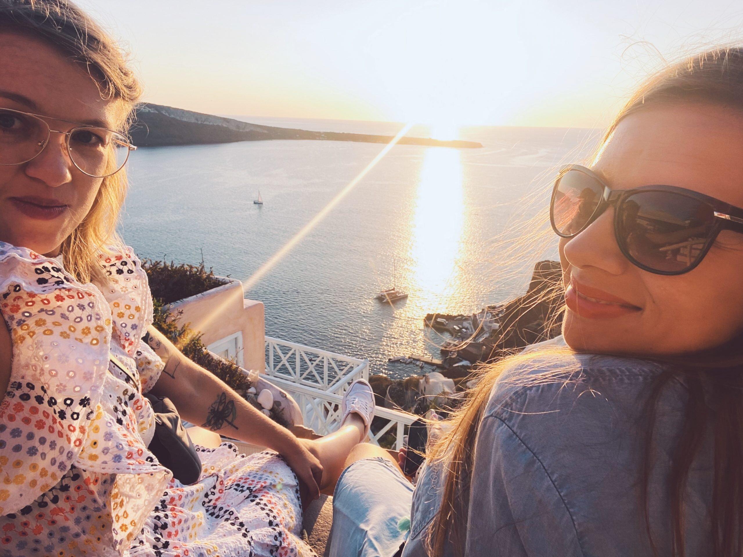 Santorini, czyli tydzień w greckim raju – koszty pobytu