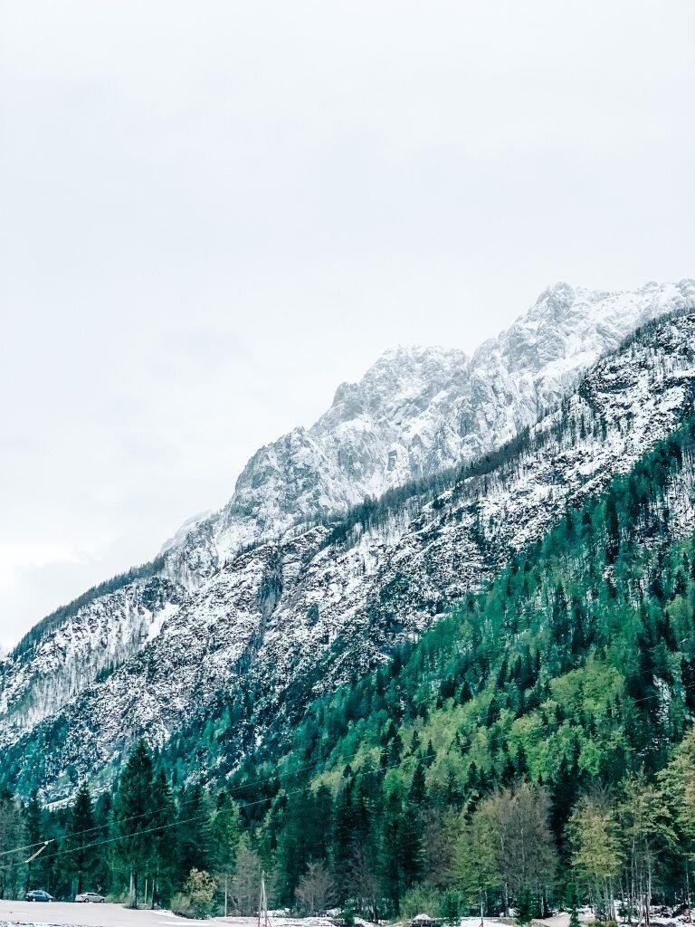 Alpy Julijskie, Słowenia