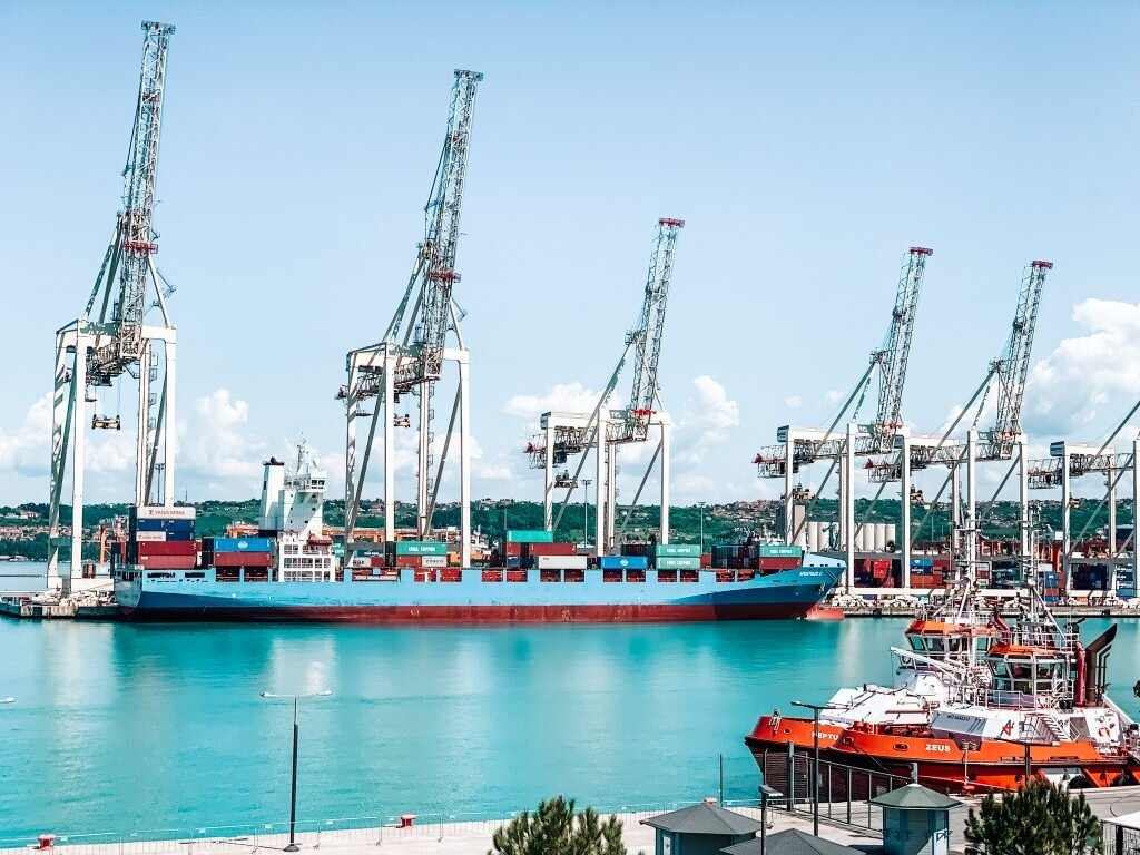 Port, Koper
