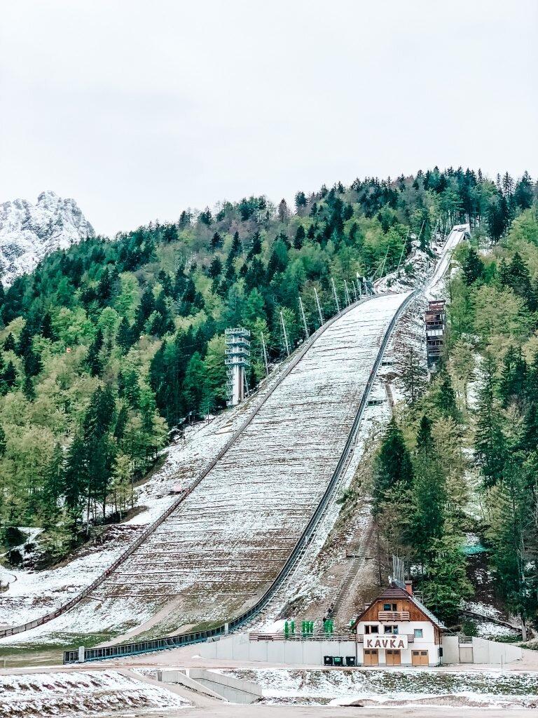 Skocznia narciarska w Planicy