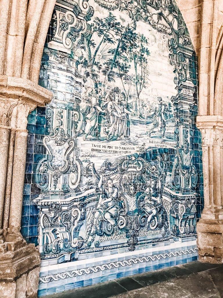 Azulejos, Katedra Se