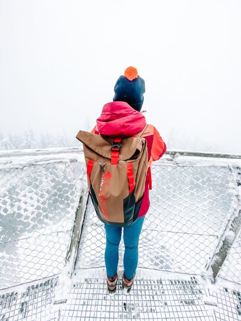 Plecak na wypad w góry