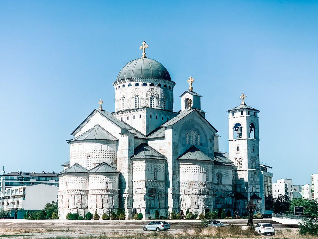 Cerkiew w Podgoricy