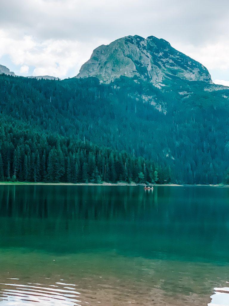 Czarne Jezioro, Czarnogóra