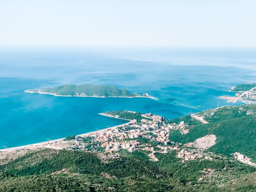 Czarnogórskie krajobrazy