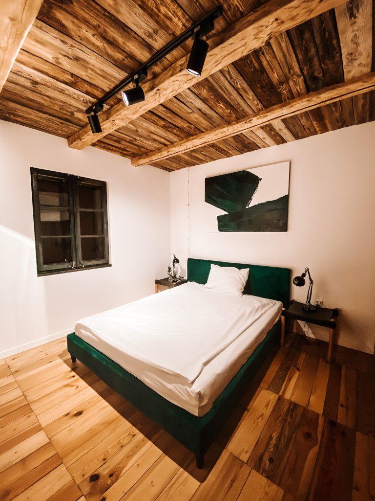 Sypialnia nr 2, Tu Domek, Wojtyniów
