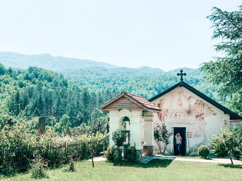 Cerkiew św. Mikołaja w Monastyry Moracza, Czarnogóra