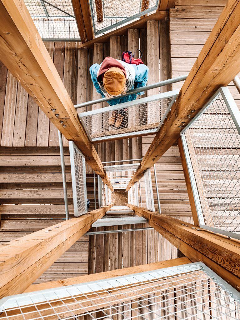Wieża Widokowa w Geopaku Łuk Mużakowa