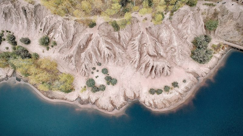 Łuk Mużakowa, czyli lubuski sposób na kolorowe jeziorka