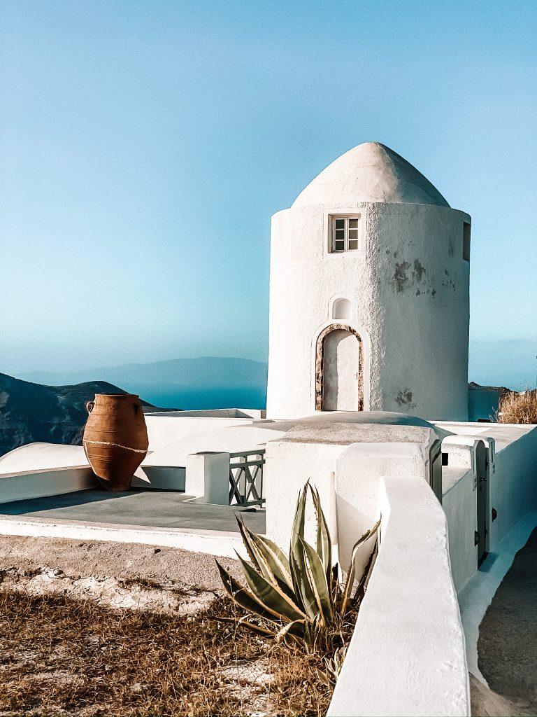Imerovigli blog Santorini