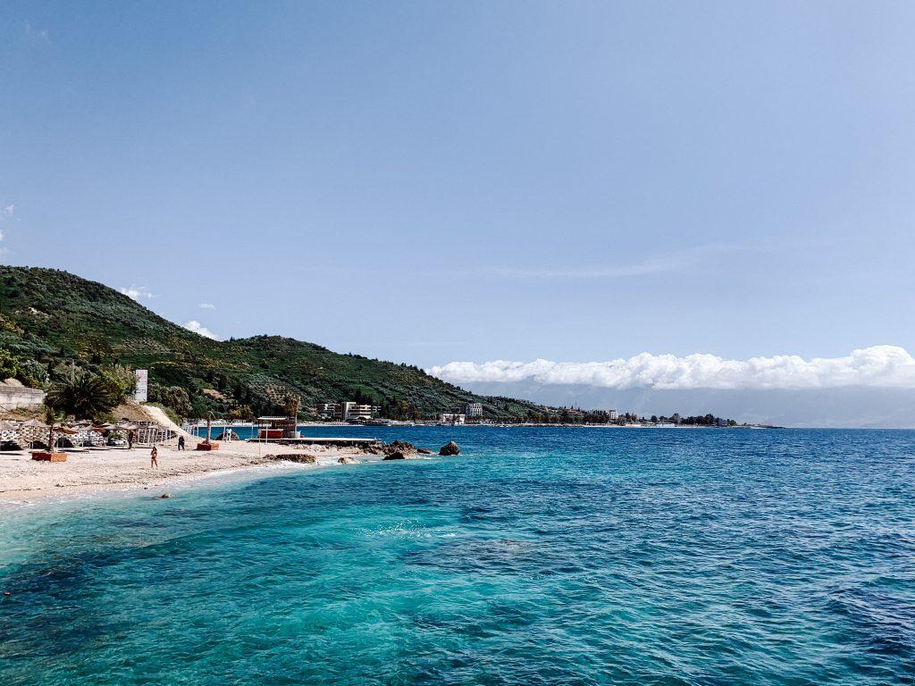 Albania plaże