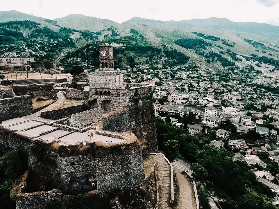 Albania zwiedzanie