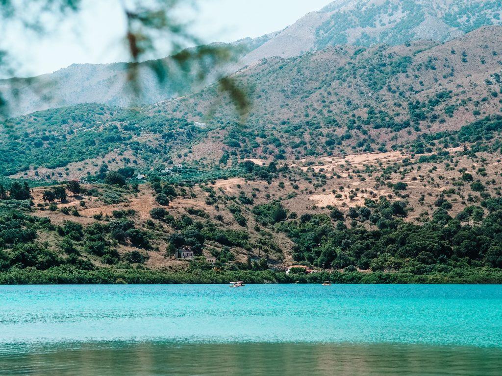 Jezioro Kourna