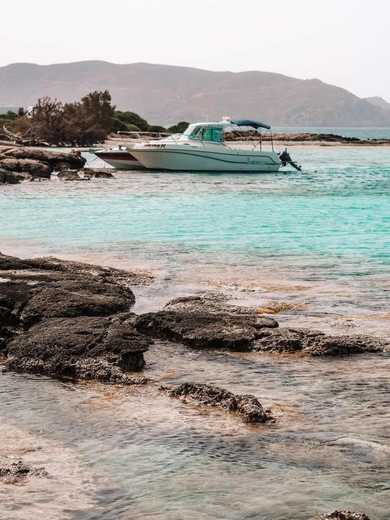 Plaża Elafonisi dojazd