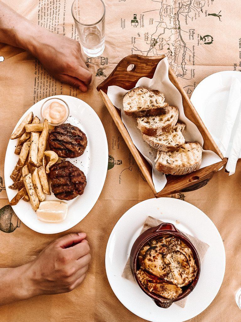 kreta - gdzie zjeść tradycyjne jedzenie