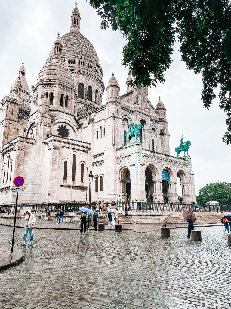 Bazylika Sacré-Cœur, Paryż