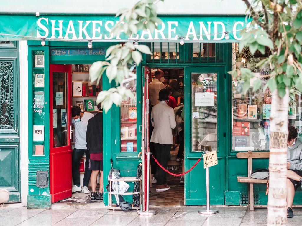 Shakespeare and Company, Paryż