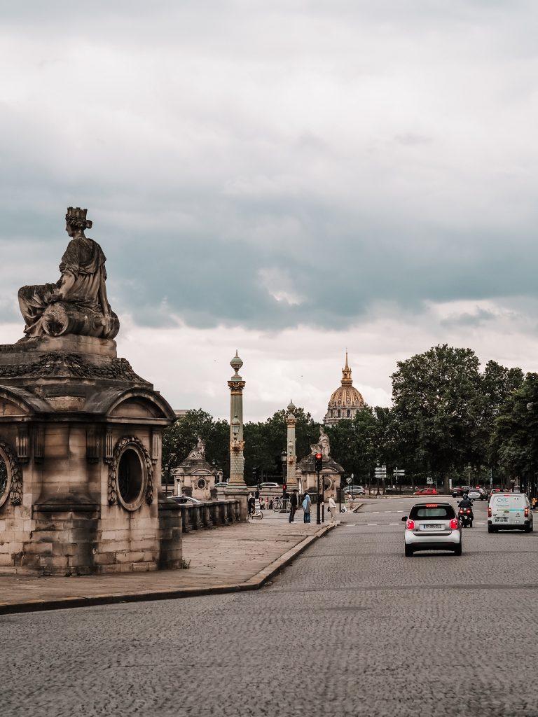 Plac Zgody, Paryż