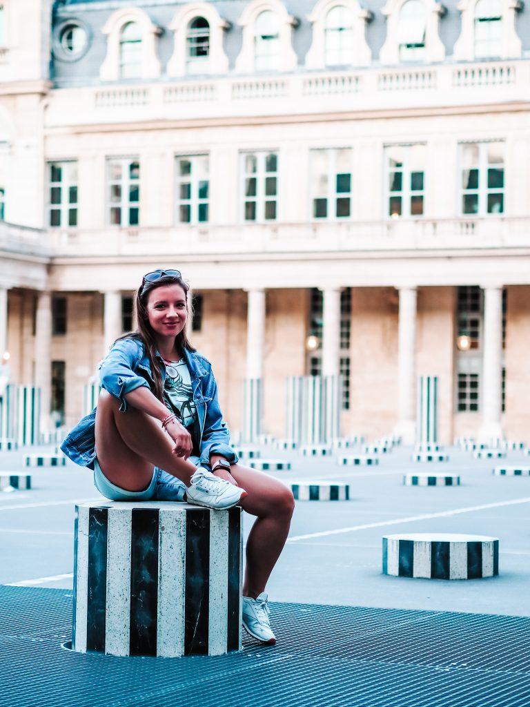 Palais-Royal, Paryż co zobaczyć