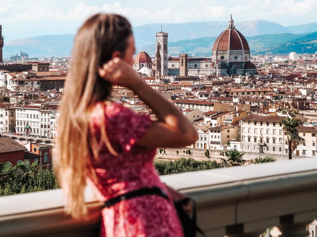 Florencja blog jak zwiedzać