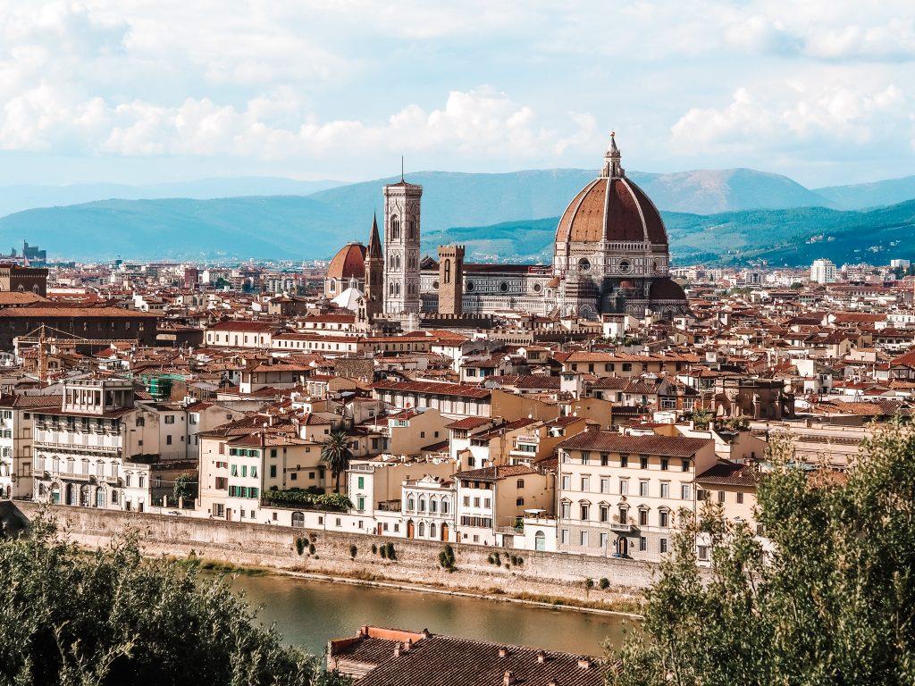 Florencja podróż